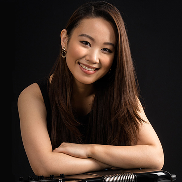 Hanzhi Wang Young Concert Artists